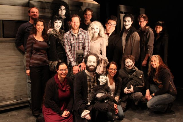 The Man Who Laughs (2003) Cast, Crew & Creative Team